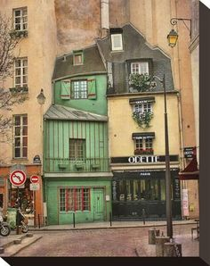 My Paris neighborhood! Great photo of a different side of Paris, this is in rue Galande, Arr, and there have been shops here for at least 800 years /French at Heart‎The Good Life France Oh The Places You'll Go, Places To Travel, Places To Visit, Beautiful World, Beautiful Places, Beautiful Pictures, Belle Villa, France Travel, Paris Travel