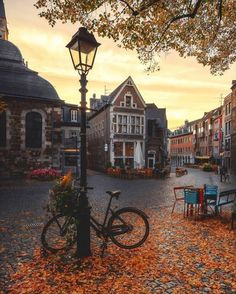 Autumn Memories - Aachen, Germany 🇩🇪🍂 📷 by: Joanne Howard Schleker. - Autumn Memories – Aachen, Germany 🇩🇪🍂 📷 by: Joanne Howard Schleker. Autumn Aesthetic, Travel Aesthetic, Beautiful World, Beautiful Places, Wonderful Places, Wonderful Picture, Simply Beautiful, The Places Youll Go, Places To Visit