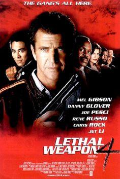 Lethal Weapon 4 (1998) - IMDb Danny Glover, Jet Li, Mel Gibson, Film Movie, Movie Sequels, Lethal Weapon 4, Buddy Movie, John Rambo, Bon Film