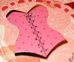 corset invite