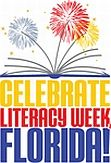 Pencils, Glue, & Tying Shoes: It's Literacy Week, Florida and a little SupER gIR...