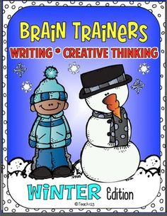 Divergent thinking is often thought of as a skill that is incorporated in gifted and talented or art curriculum.  This skill should be incorporated in our lessons and used with all students.  My experience began with a simple rainy day activity and turned into a low prep, effective literacy center.