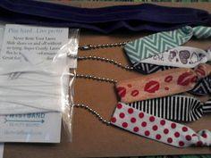 Twistband Club, January  http://www.purplekneesocks.com/2013/01/january-twistband-club-review.html