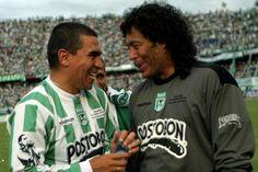 Jugadores históricos de Atlético Nacional. Football Players, Adidas Jacket, Most Beautiful, Grande, Sports, Image, Love, Happy, Amor