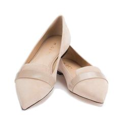 Shop Our Neutral Flats | M.Gemi - Gorgeous Shoes. Handcrafted in Italy. Perfectly Priced.