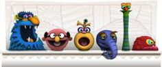 The 13 Best Global Google Doodles, Jim Henson's 75th Birthday