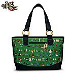 The Wizard Of Oz 70th Anniversary Emerald City Tote Bag | Wizard of Oz Clothing and Toys