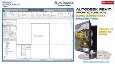 Autodesk Revit 2016 Architecture | Leccion 73: Diseño de Baños