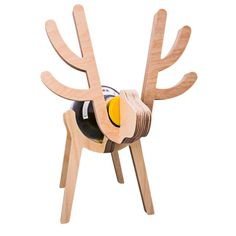 Image result for reindeer wine holder
