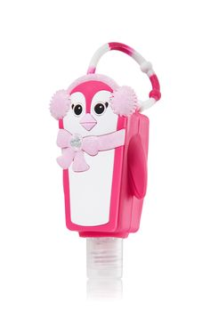 Pink Penguin PocketBac Holder - Bath & Body Works   - Bath & Body Works