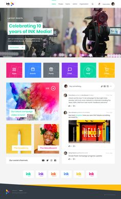Is your intranet design dry, unengaging, or in need of an overhaul? These 10 intranet design examples are guaranteed to wow. Homepage Design, Ios Design, Dashboard Design, Web Design Trends, Interface Design, Web Design Inspiration, Sharepoint Design, Sharepoint Intranet, Intranet Design