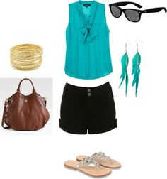 """""""Summer Style"""" by karenw12 on Polyvore"""