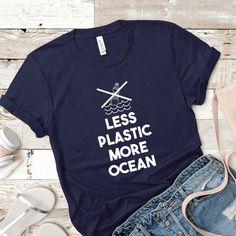 Environmental Tshirt Vegan T Shirt Aesthetic Clothing Navy Vegan Fashion, Ethical Fashion, Island Shirts, Vegan Clothing, Tee Shirts, Tees, Save The Planet, White Hoodie, Fashion Quotes