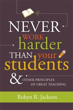 Any teacher can become a master teacher with the right kind of practice. This mindset is achieved by rigorously applying seven principles of the master teacher mindset to your teaching until they become your automatic response to students.