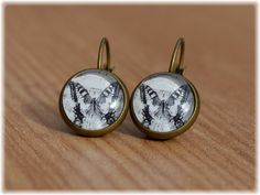 Pendientes Music Butterfly