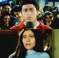 Anjali I love you very very much, why did you leave me and go? So sweet 😘😘💕💕♥️♥️ Kuch Kuch Hota Hai, Shah Rukh Khan Movies, Shahrukh Khan, Beautiful Couple, Beautiful Women, Indiana, Srk Movies, Movie Dialogues, Boy Meets World