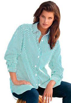 a84a3c4c37b Roamans Plus Size Kate Bigshirt