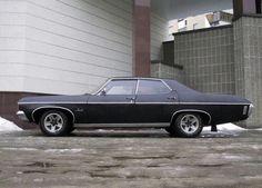 1967 Chevy Impala..... so so sexy!