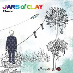 Cd cover Jars of Clay....