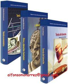 LIBROS EN DERECHO: ÉTICA Y DERECHOS HUMANOS TEORÍA DEL DERECHO Y TEOR...