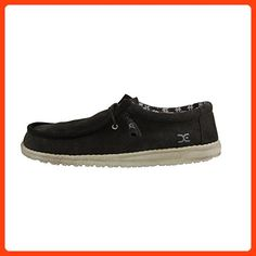 0115eb1250b Hey Dude Wally Suede Chocolate Shoes UK  11.0 Euro  45.0 ( Partner Link)