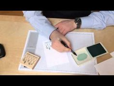 Water Coloring Made Quick and Easy, A Video Tutorial by Brian King, Independent Stampin' Up! Demonstrator