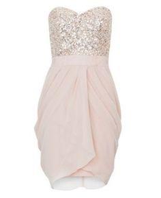 Bridesmaids dress or my reception dress?????? Sparkle Sparkle!!