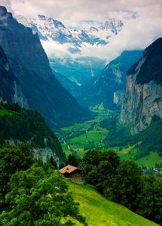 ~Lauterbrunnen Valley, Switzerland
