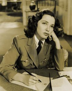 Film Noir Photos: Adventures in Androgyny: Kathryn Grayson