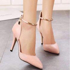Daniblack Lacey Black brevet femmes escarpins sandale porte des talons en cuir noir