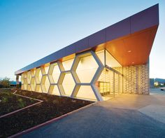 Caroline Springs Civic Centre and Library by Suters Architects
