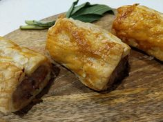 Sausage Rolls - World Food Tour Piccalilli, Egg Wash, Sausage Rolls, Tray Bakes, Grand Prix, British, Cooking, Ethnic Recipes, Food