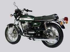 1973,Yamaha RD 350