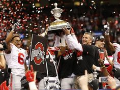 Ohio State Buckeyes Sugar Bowl 2015