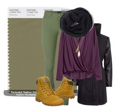 """""""Dried Herb"""" by marijephotogirl ❤ liked on Polyvore"""
