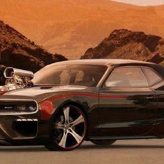 Really cool car.