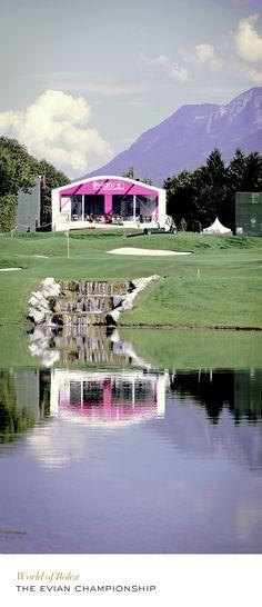 The Evian Championship #Golf #Rolex #RolexOfficial