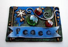 Peace ACEO by MandarinMoon, via Flickr