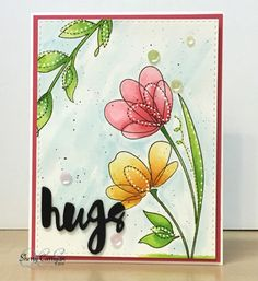 SSS Spring Flowers by SherryCarrigan - Cards and Paper Crafts at Splitcoaststampers