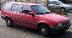 Opel Kadett Caravan GL