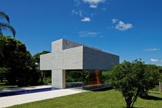 All Saints Chapel in Martinho Campos, Brazil by Gustavo Pennas