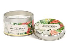 These handy lightweight candles move easily from room to room - and outdoors to a deck or patio, too. They're made of soy wax and have over 20 hrs. approximate burn time. 4 oz.