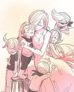 One piece Sanji's mother.