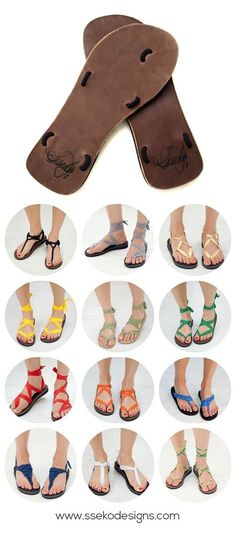 Fashion Casual Winter Sandals Ideas For 2019 Flip Flops Diy, Diy Fashion, Fashion Shoes, Fashion Trends, Barefoot Shoes, Shoe Pattern, Crochet Shoes, Bare Foot Sandals, Leather Working