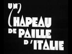 Un chapeau de paille d'Italie - Fernandel - Film complet - YouTube