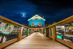 Disney Parks After Dark: The BOATHOUSE Restaurant at Disney Springs