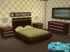 Luxury Set conversion by Semiramide at The Sims Lover via Sims 4 Updates