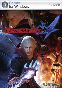 Devil May Cry 4 by Capcom #PC #Games