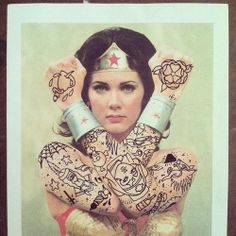 Clean Cut Celebrities With Tattoos Viral Times Pinterest - Artist reimagines celebrities covered in tattoos