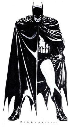 Best Art Ever (This Week) – 3.10.11 Batman Year One 5eb8331cc